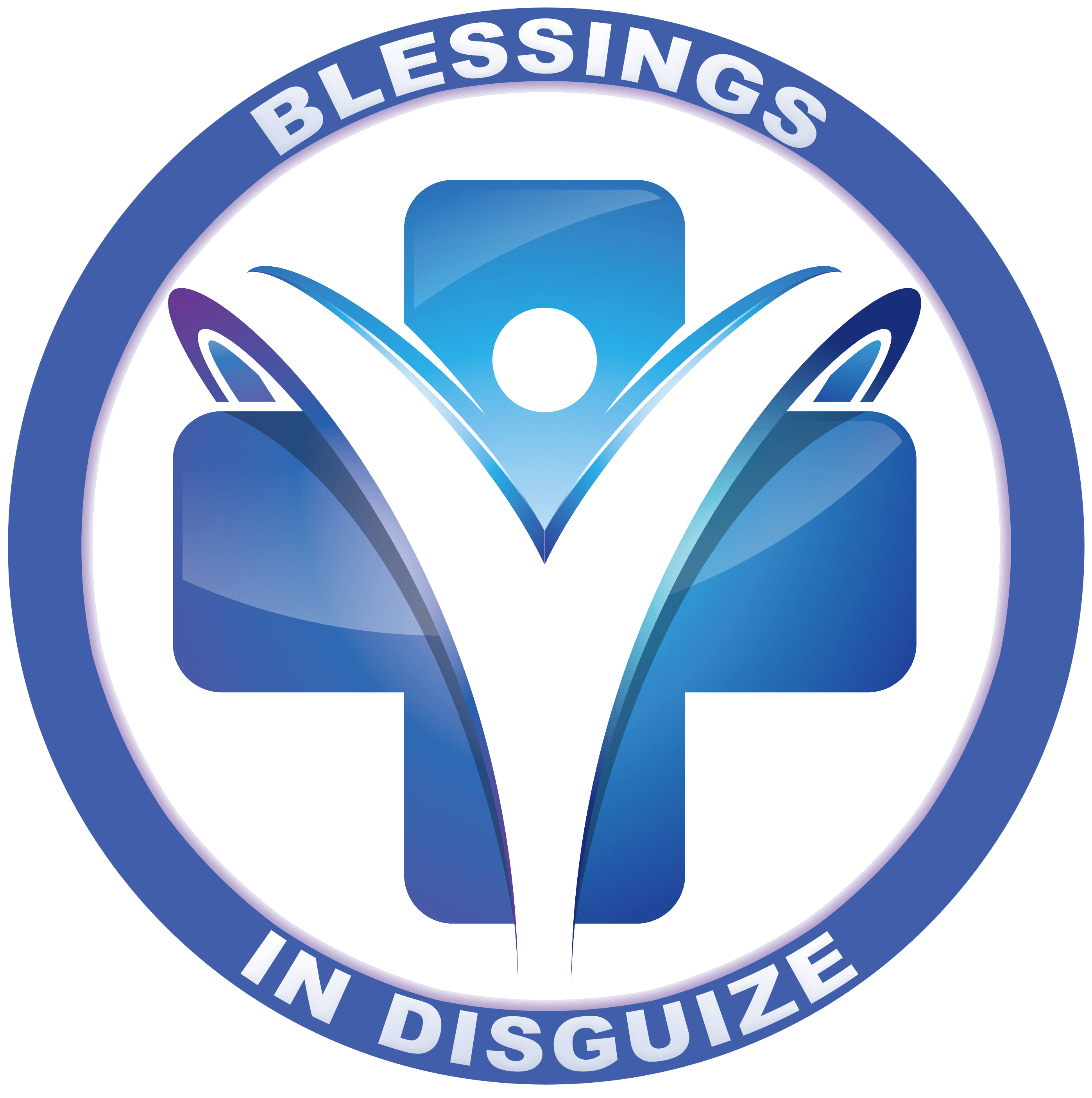 Blessings In Disguize Logo