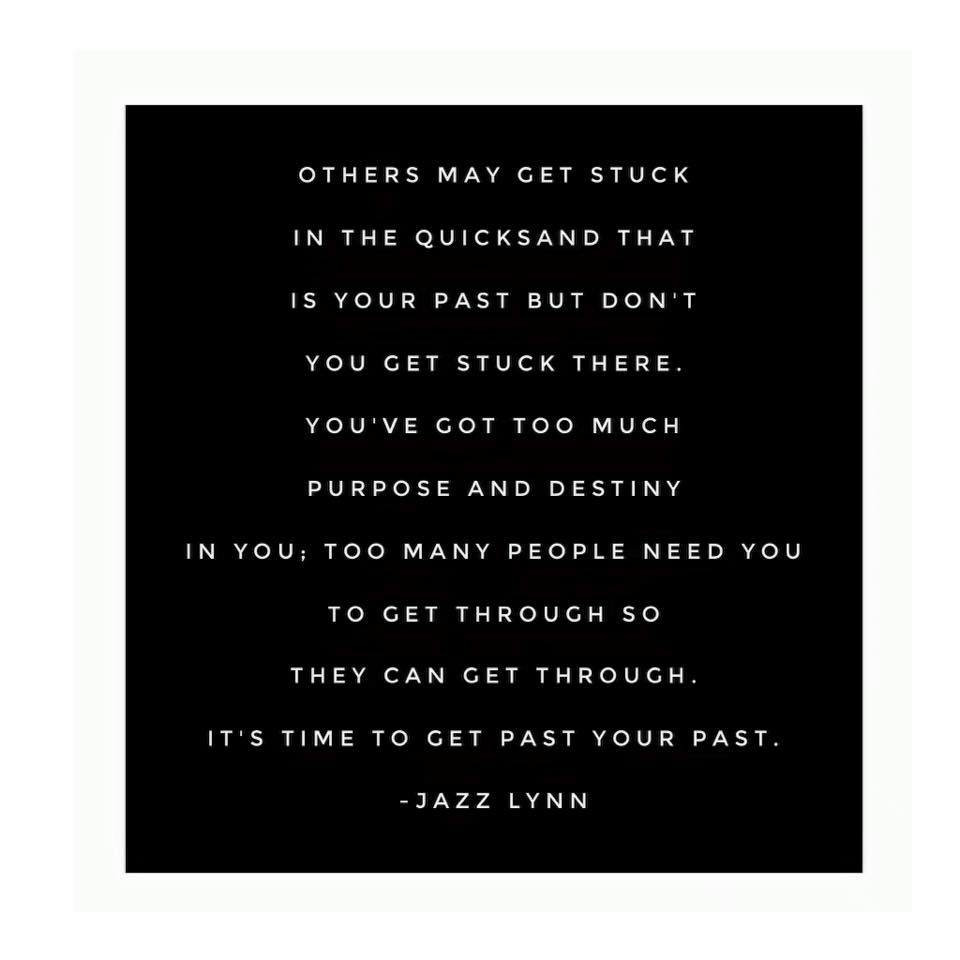 Get Past Your Past